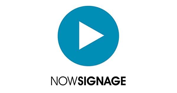 Now Signage
